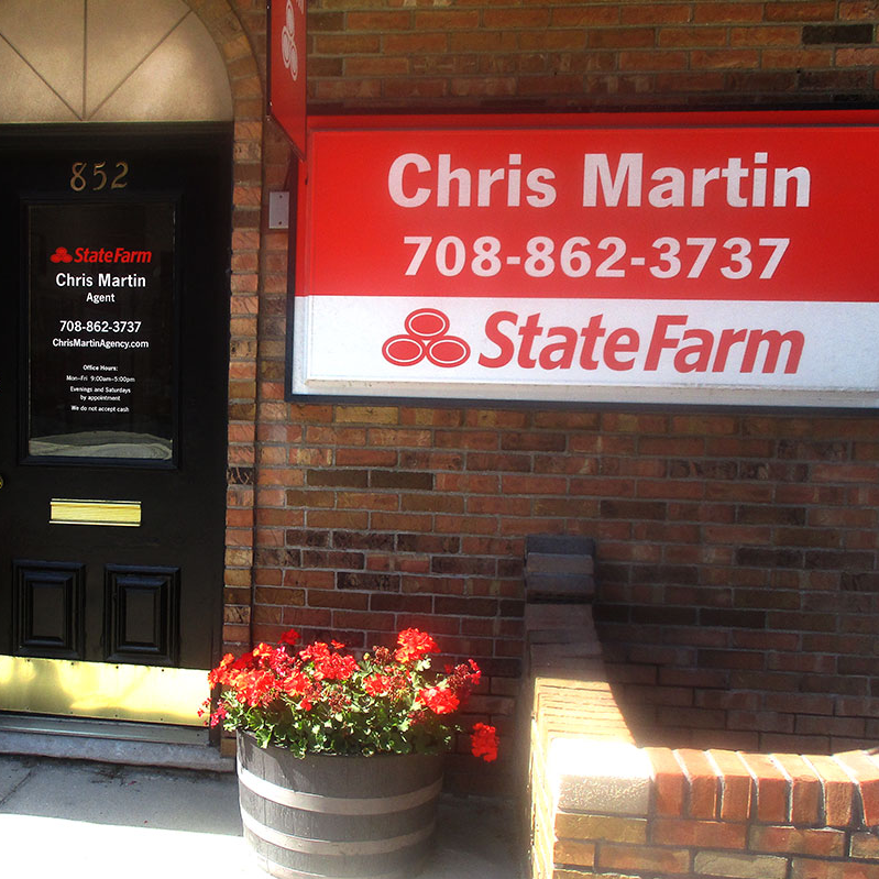 Chris Martin State Farm Insurance